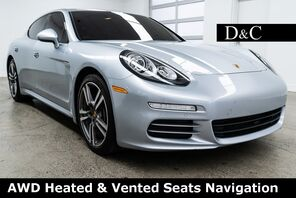 2016_Porsche_Panamera_4 Edition AWD Heated & Vented Seats_ Portland OR