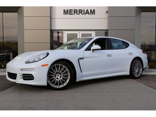2016 Porsche Panamera 4 Edition Kansas City KS
