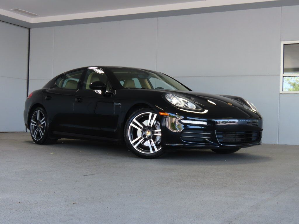 2016 Porsche Panamera 4 Merriam KS
