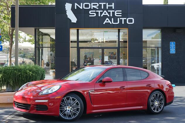 2016_Porsche_Panamera_Edition_ Walnut Creek CA