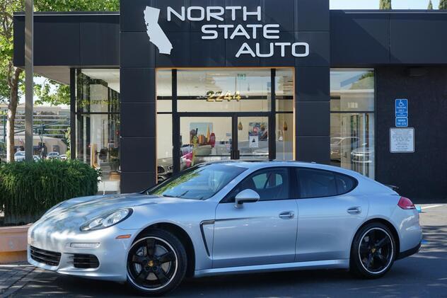 2016_Porsche_Panamera_S_ Walnut Creek CA