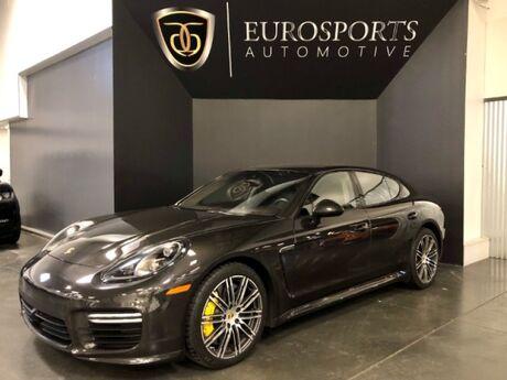 2016 Porsche Panamera Turbo S Salt Lake City UT