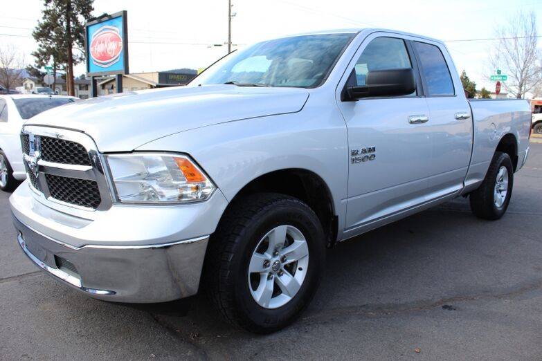 2016 RAM 1500 4WD Quad Cab SLT Bend OR