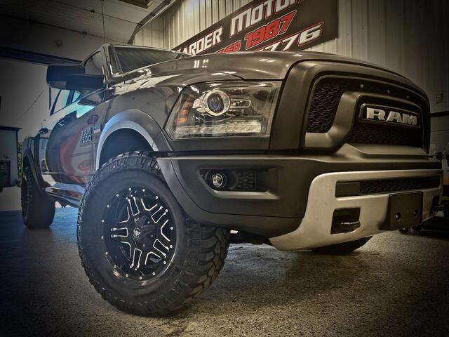 2016_RAM_1500 CREW CAB 4X4_REBEL_ Bridgeport WV