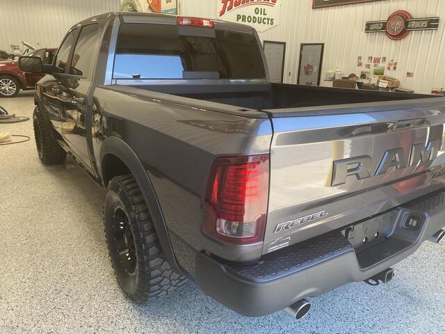 2016 RAM 1500 CREW CAB 4X4 REBEL Bridgeport WV