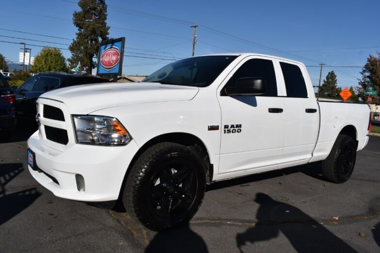 2016 RAM 1500 Express 4WD Quad Cab Bend OR