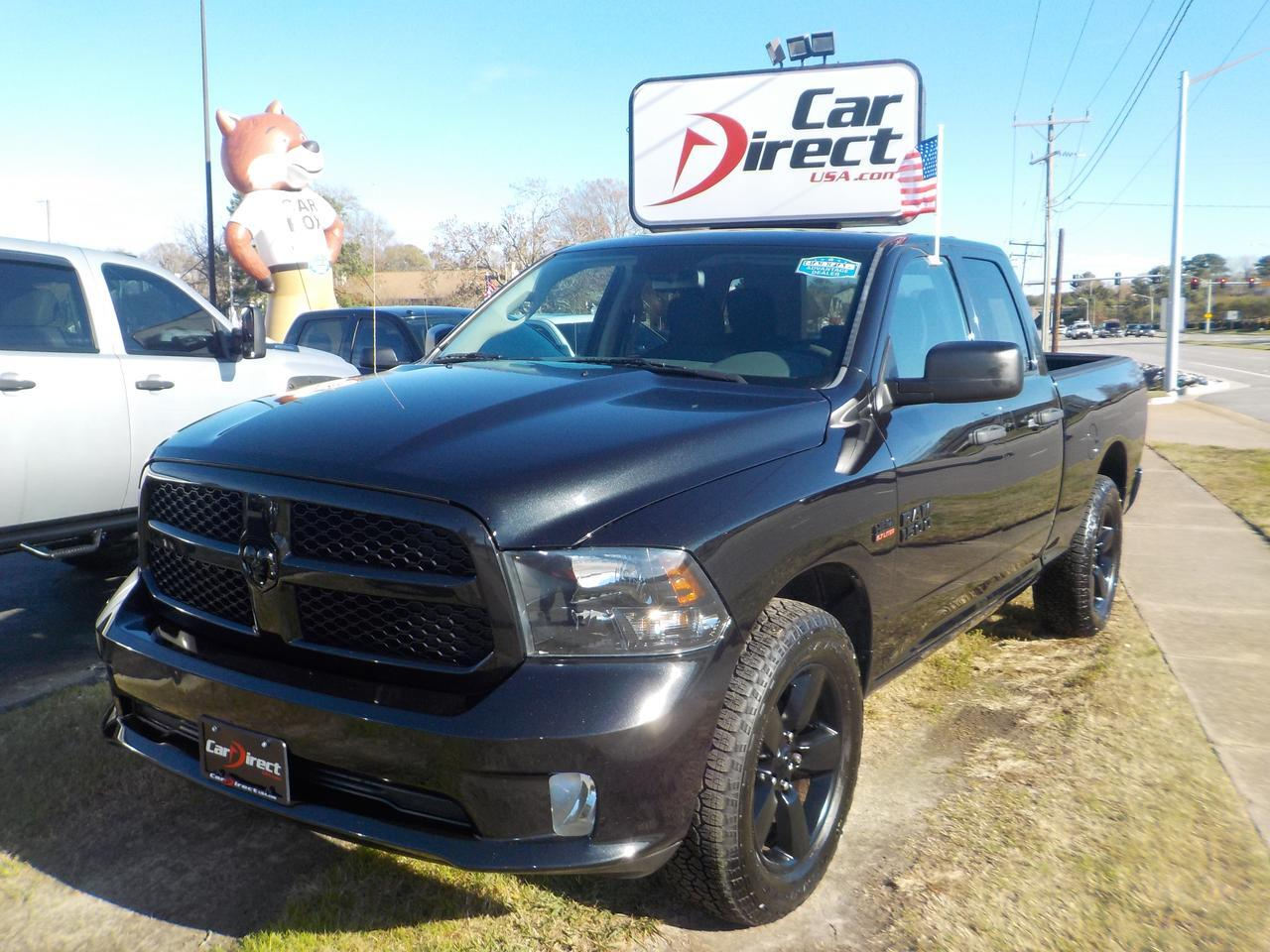 2016 RAM 1500 QUAD CAB TRADESMAN 4X4, BLUETOOTH WIRELESS, TOW PKG, VERY CLEAN, WELL MAINTAINED, ONLY 65K MILES! Virginia Beach VA