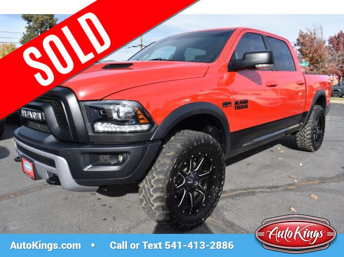 2016 RAM 1500 REBEL 4WD Crew Cab Bend OR