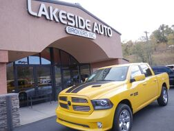 2016_RAM_1500_Sport Crew Cab SWB 4WD_ Colorado Springs CO