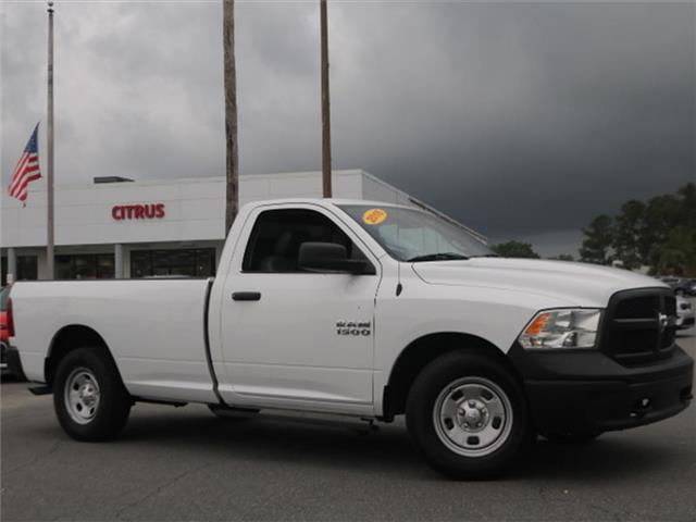 2016 RAM 1500 Tradesman 4x2 Regular Cab 140 in. WB