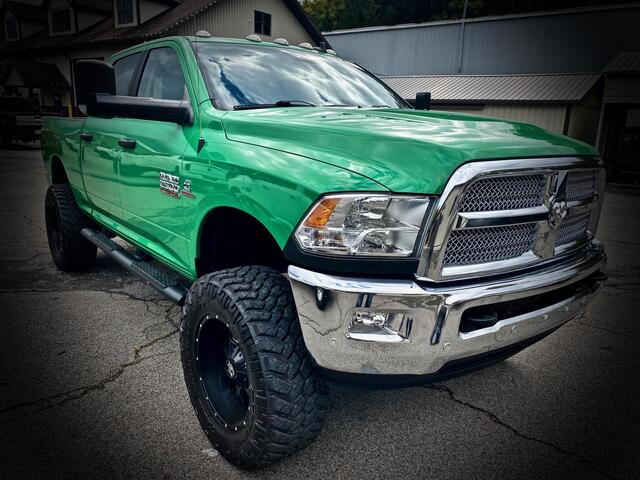 2016_RAM_2500 CREW CAB 4X4_BIG HORN_ Bridgeport WV