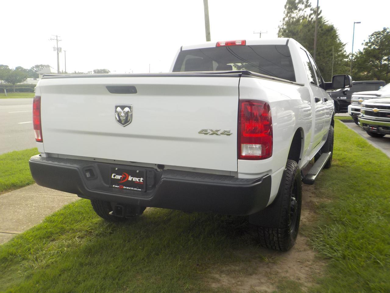 2016 RAM 2500 TRADESMAN, 4X4, FRONT & REAR AIRBAGS, LONG BED, TINTED WINDOWS, SOFT TONNEAU COVER, TOW PACKAGE!! Virginia Beach VA