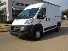 2016_RAM_Promaster_2500 High Roof Tradesman 136-in. WB_ Plano TX