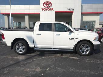 2016_Ram_1500_4WD Crew Cab 140.5 Big Horn_ Richmond KY