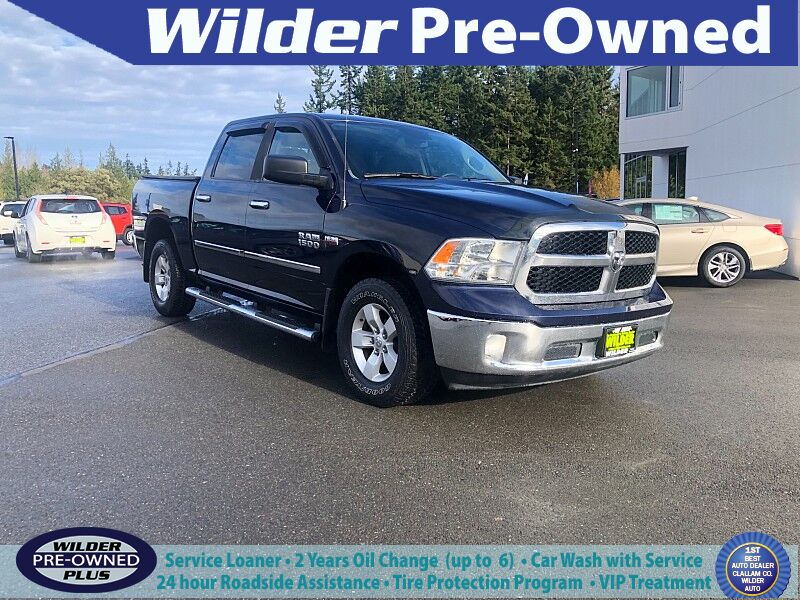 2016 Ram 1500 4WD Crew Cab SLT Port Angeles WA