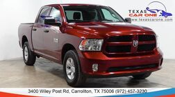 2016_Ram_1500_4WD EXPRESS CREW CAB AUTOMATIC BLUETOOTH CRUISE CONTROL ALLOY WHEELS_ Carrollton TX