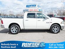 2016_Ram_1500_4WD Laramie EcoDiesel, Sunroof, Nav, Cooled/Heated Leather Seats, Remote Start, Bluetooth_ Calgary AB