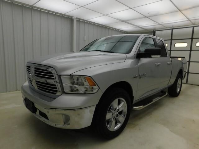 2016 Ram 1500 4WD Quad Cab 140.5 Big Horn Manhattan KS