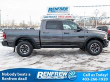 2016_Ram_1500_4WD Rebel, Sunroof, Navigation, Remote Start, Bluetooth, Heated Seats_ Calgary AB