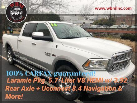 2016_Ram_1500_4x4 Crew Cab Laramie_ Arlington VA