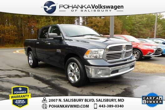 2016_Ram_1500_Big Horn ** ONE OWNER ** 4X4 ** PRICE DROP **_ Salisbury MD