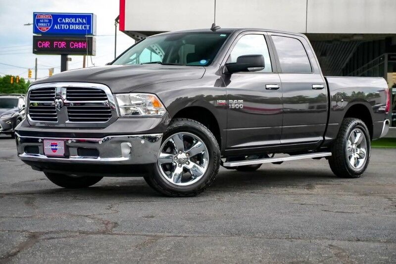 2016 Ram 1500 Big Horn 4X4 **HEMI** w/ Heated Front Seats & Remote Start Mooresville NC