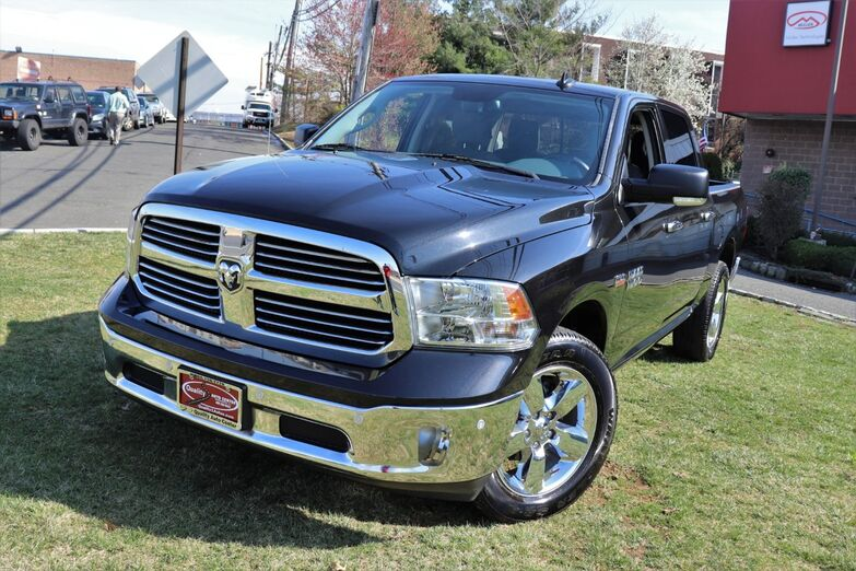 2016 Ram 1500 Big Horn 5.7 V8 Hemi Premium Bucket Seats Heated Seats 1 Owner Bed Liner Springfield NJ