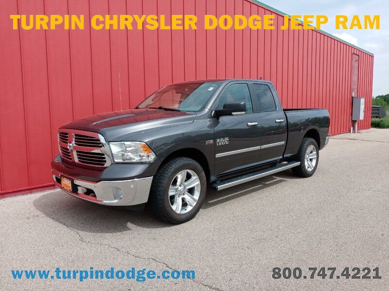 2016 Ram 1500 Big Horn Dubuque IA