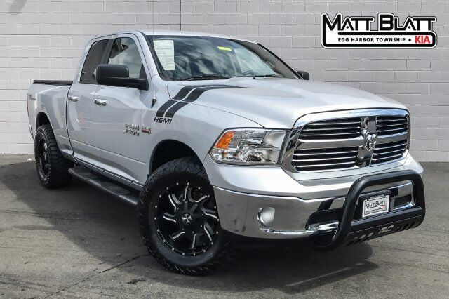 2016 Ram 1500 Big Horn Egg Harbor Township NJ