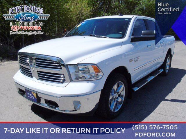2016 Ram 1500 Big Horn Fort Dodge IA