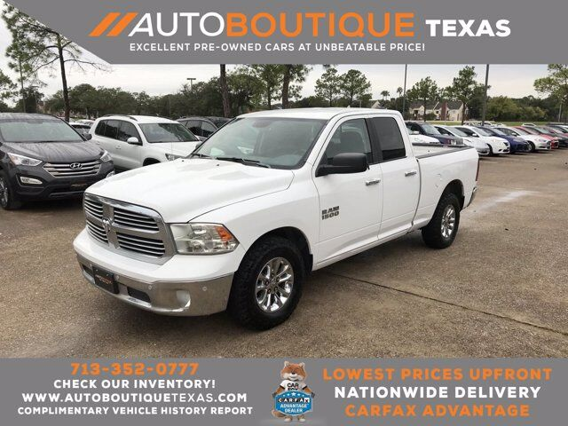 2016 Ram 1500 Big Horn Houston TX