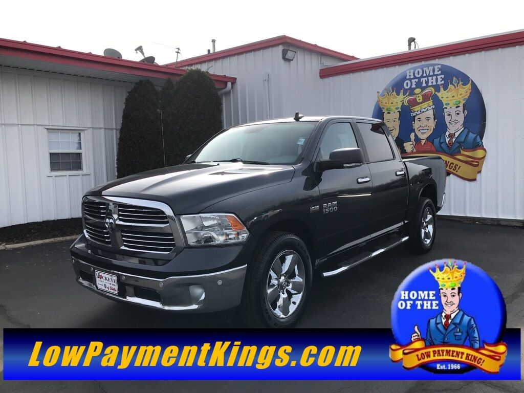 2016 Ram 1500 Big Horn Shelby OH