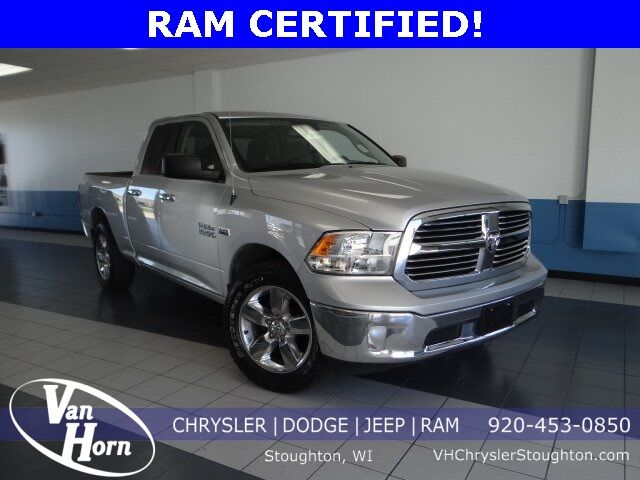 2016 Ram 1500 Big Horn Plymouth WI