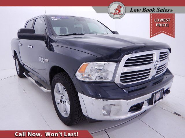 2016 Ram 1500 CREW CAB 4X4 BIG HORN HEMI Salt Lake City UT