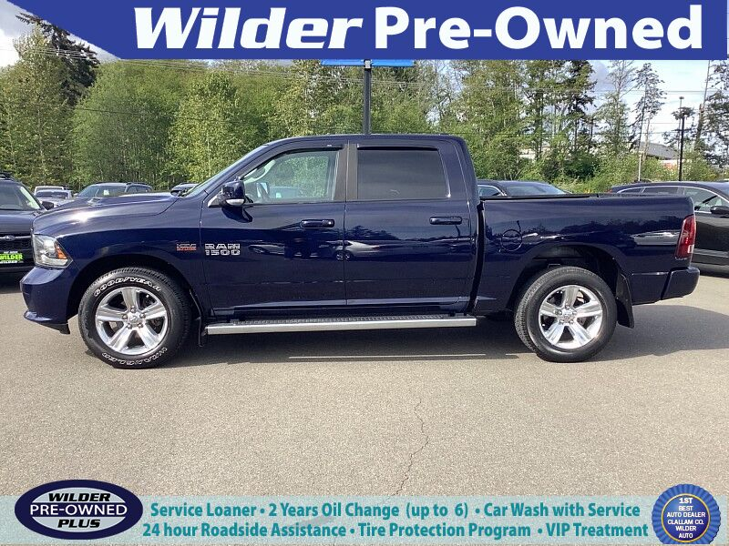 2016 Ram 1500 Crew Cab Sport Port Angeles WA