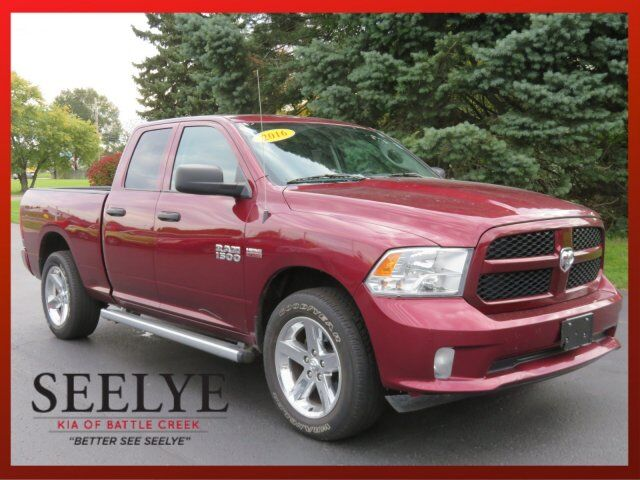 2016 Ram 1500 Express Battle Creek MI