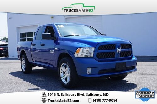 2016_Ram_1500_Express ONE OWNER_ Salisbury MD