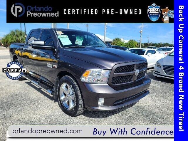2016 Ram 1500 Express Orlando FL