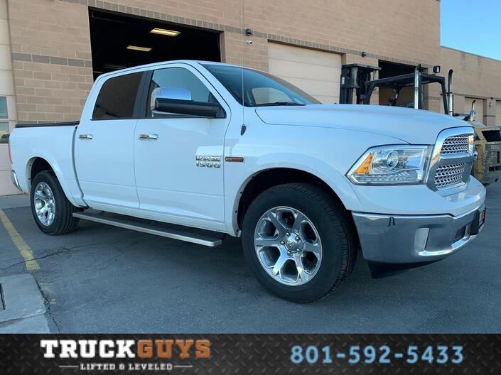2016 Ram 1500 Laramie West Valley City UT