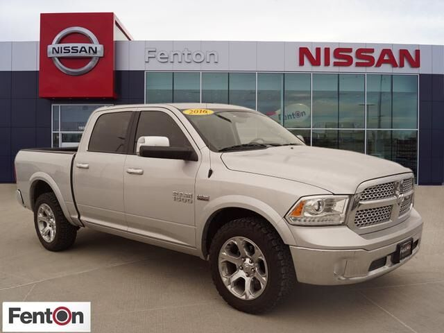 2016 Ram 1500 Laramie Kansas City KS