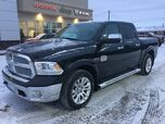 2016 Ram 1500 Longhorn Crew Cab Ecodiesel - Sunroof - NAV - Just Arrived!