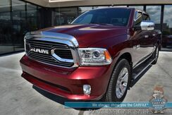 2016_Ram_1500_Longhorn Limited / 4X4 / 5.7L HEMI V8 / Air Suspension / Crew Cab / Auto Start / Heated & Cooled Leather Seats / Heated Steering Wheel / Sunroof / Navigation / Alpine Speakers / Bed Liner / Tow Pkg_ Anchorage AK