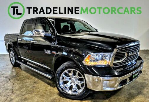 2016 Ram 1500 Longhorn Limited NAVIGATION, BLUETOOTH, REAR VIEW CAMERA AND MUCH MORE!!! CARROLLTON TX