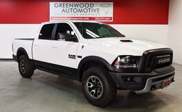 2016_Ram_1500_Rebel_ Greenwood Village CO