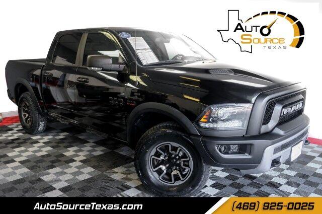 2016 Ram 1500 Rebel Plano TX