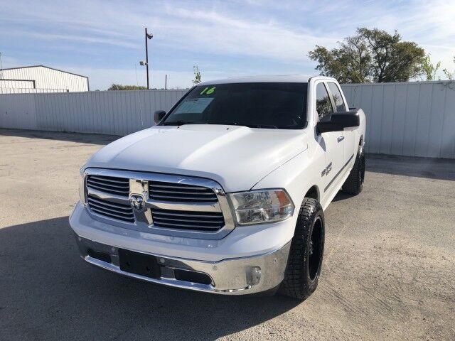 2016 Ram 1500 SLT Gainesville TX
