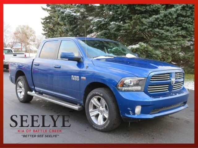 2016 Ram 1500 Sport Battle Creek MI