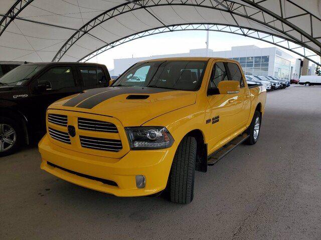 2016 Ram 1500 Sport Calgary AB