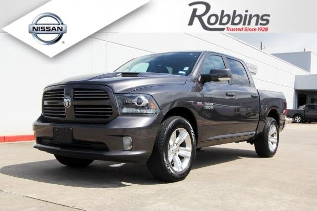 2016 Ram 1500 Sport Houston TX
