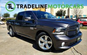 2016_Ram_1500_Sport REAR VIEW CAMERA, LEATHER, BLUETOOTH, AND MUCH MORE!!!_ CARROLLTON TX